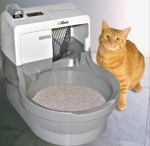 The Ultimate Toilet for Cats: A Review of the CatGenie Self Washing Self Flushing Cat Box