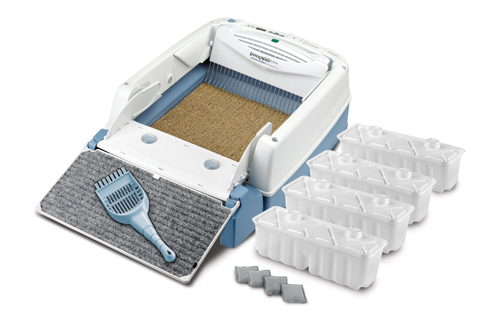 The Finicky Litter Box: A Review of the LitterMaid LME5500 Automatic Litter Box